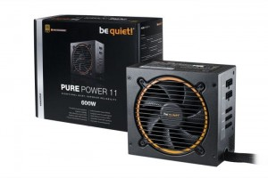 Be quiet! Zasilacz Pure Power 11 600W 80+ GOLD S.MODU BN298